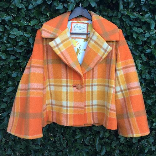 Swing Jacket Orange