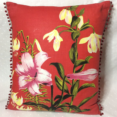 Lillium Linen Cushion