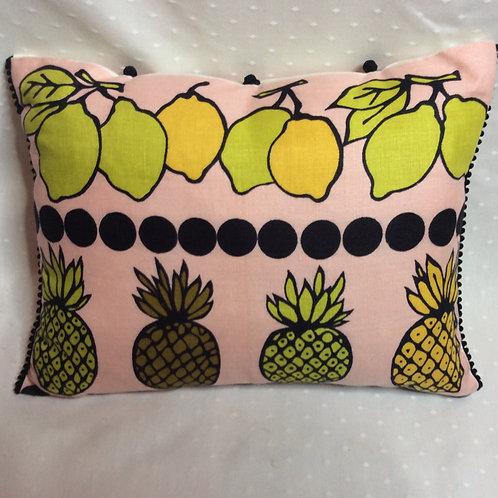 Pineapple Linen Cushion