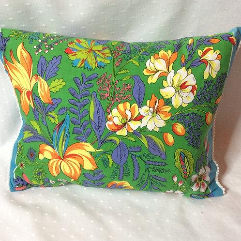 Retro Cotton Cushion