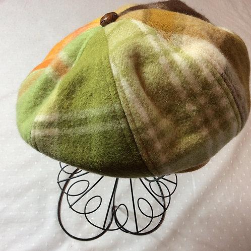 Pieced Wool Hat