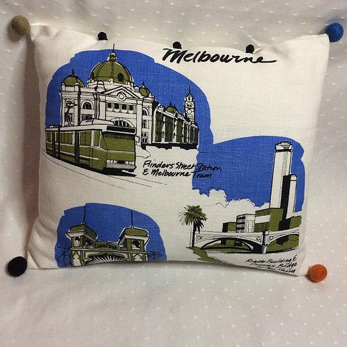 Melbourne Linen Cushion