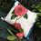 Thumbnail: Camelia Japonica Linen Cushion