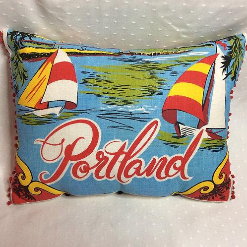 Portland Linen Cushion