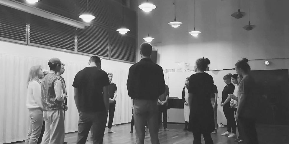 Åben Prøve hos Vokalgruppen NAEMA