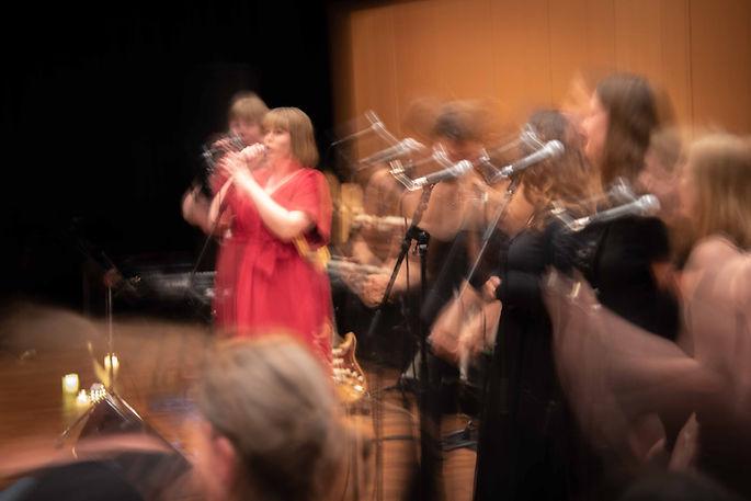 Signe Rasmussen Koncert blur