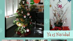 ¡Y por fin...llegó la Navidad!