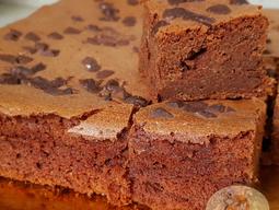 Mocha brownies / Brownies café