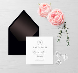 Mirror Save the Date