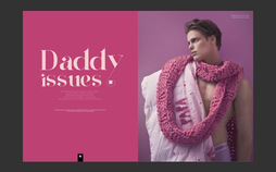 Daddy Issues by Alessandro Costantino - Fienfh Magazine