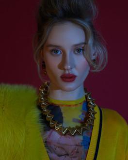 The 80's by Olya Yavtushenko - Trend Prive Magazine