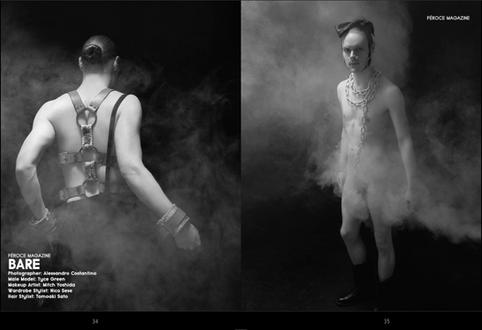 Bare by Alessandro Costantino - Feroce Magazine