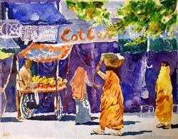 Bazaar humdrum