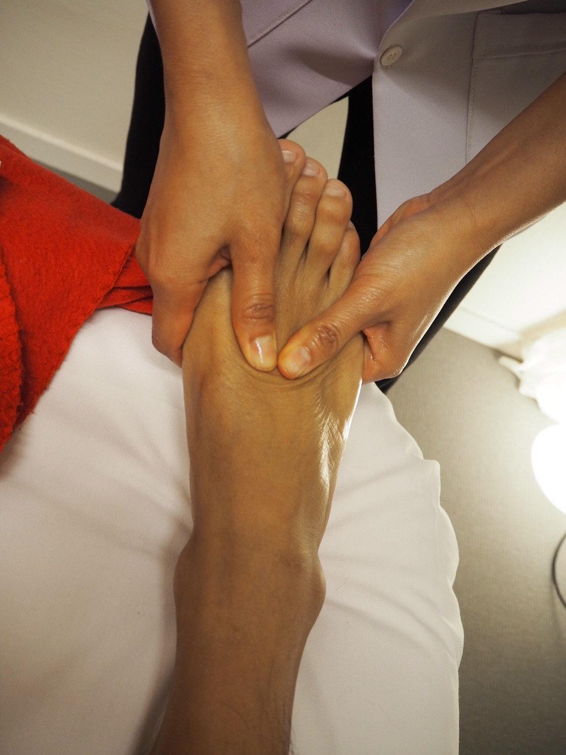 Foot Reflexoloy