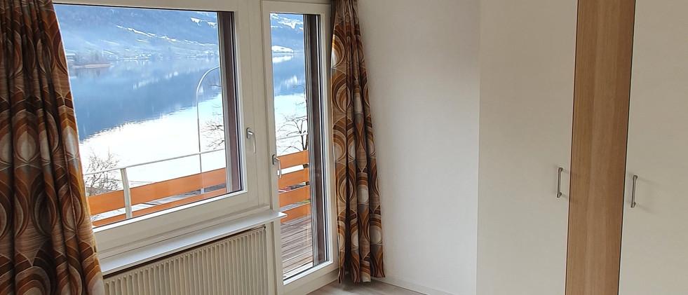 Schlafzimmer Berg