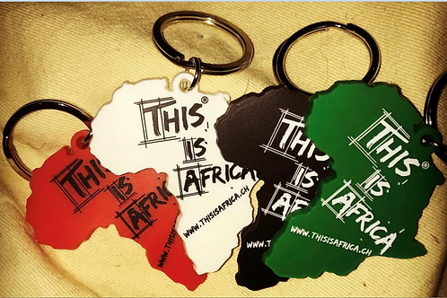 "Porte-clé "" This Is Africa """