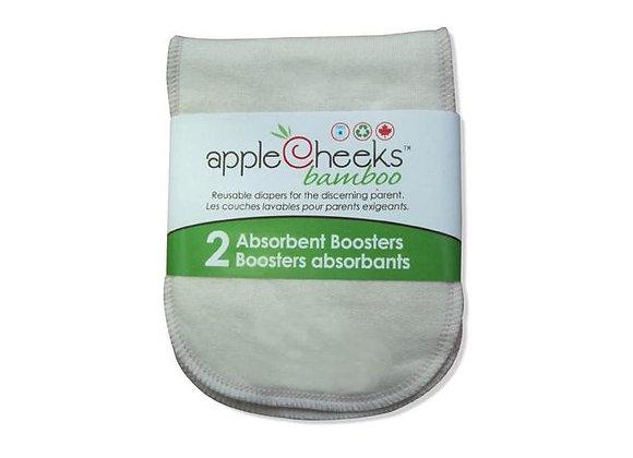 Lot de 2 Booster/doublures - Applecheeks