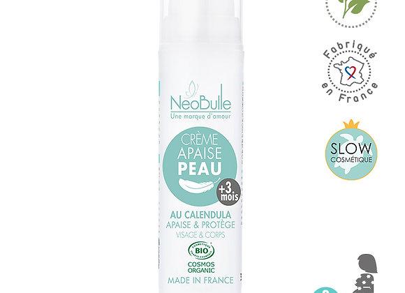 Crème apaise peau, au Calendula - 50 ml - Neobulle