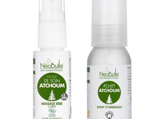 Lot Atchoum bébé - Neobulle