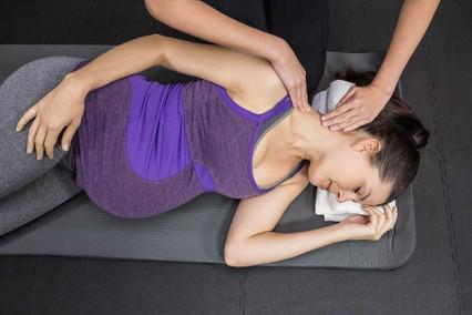 Massage future maman
