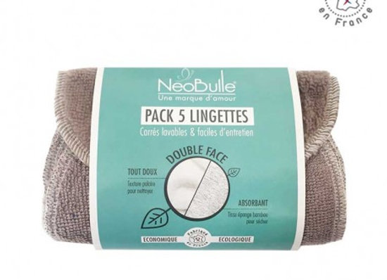 Lingettes Pack de 5 - Neobulle