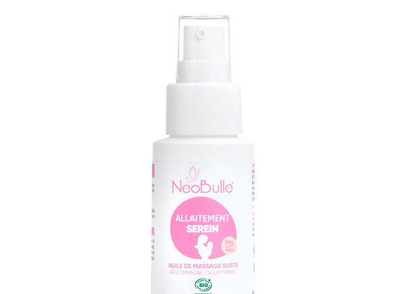 Allaitement Serein, Massage Buste - Neobulle