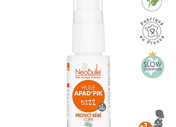 Huile Apad'pik, protect bébé - Neobulle