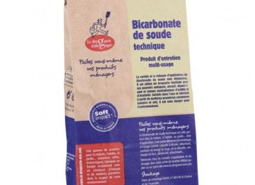 Bicarbonate de soude - 1kg - La droguerie Ecologique