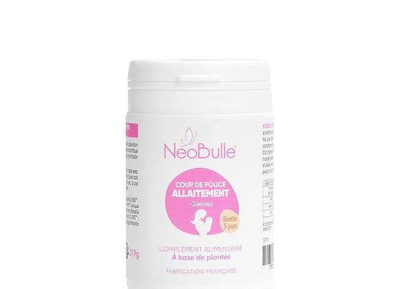 Coup de pouce allaitement gélule - Neobulle