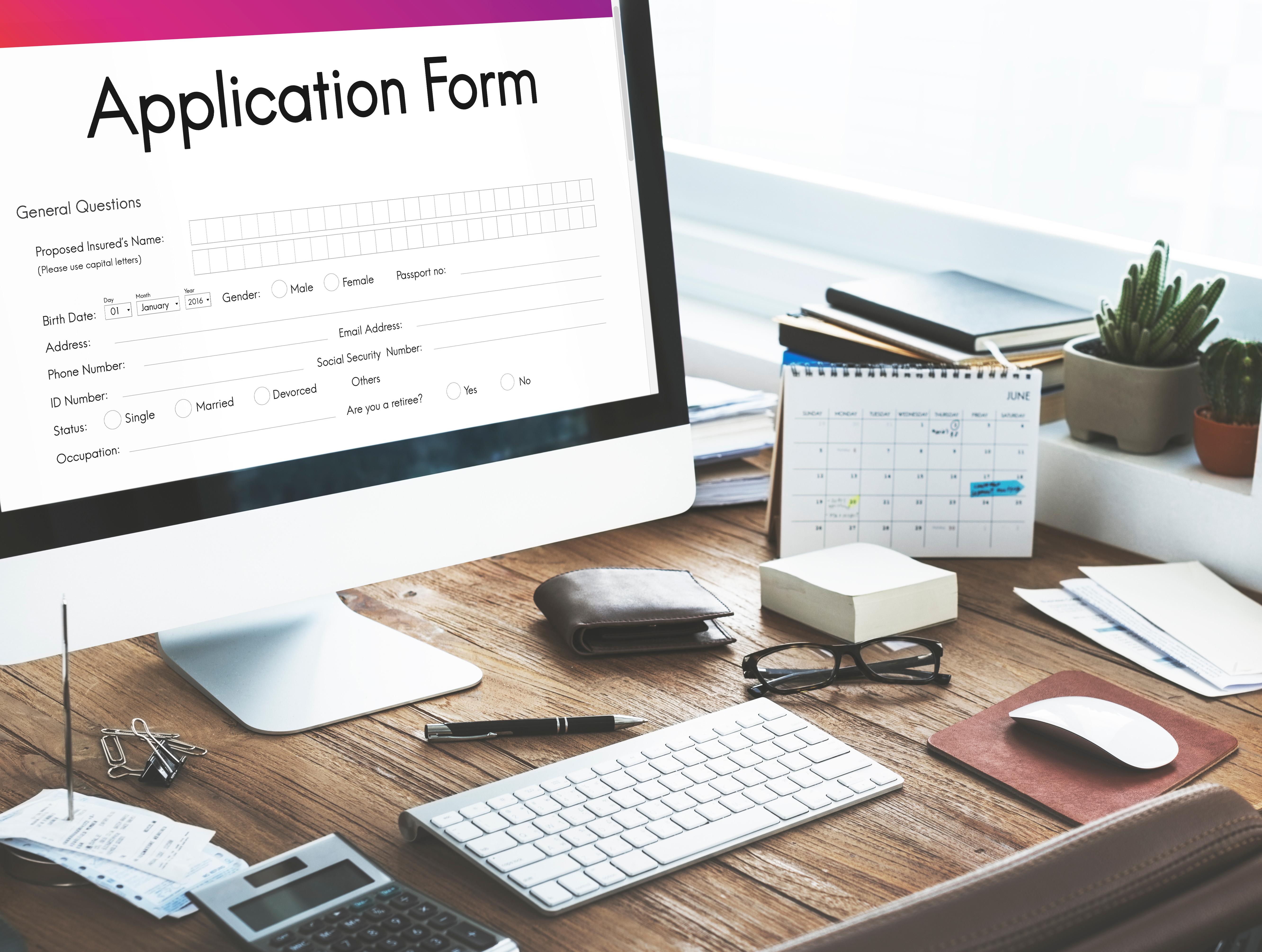 Job Application Support