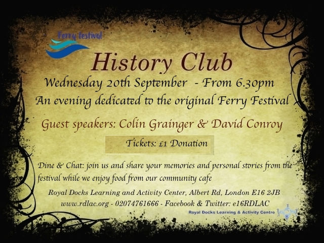 Monthly History Club