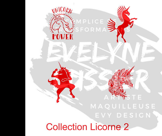 Collection Licorne 2