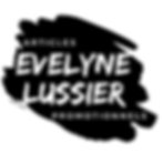 Evelyne Lussier Articles Promotionnels G
