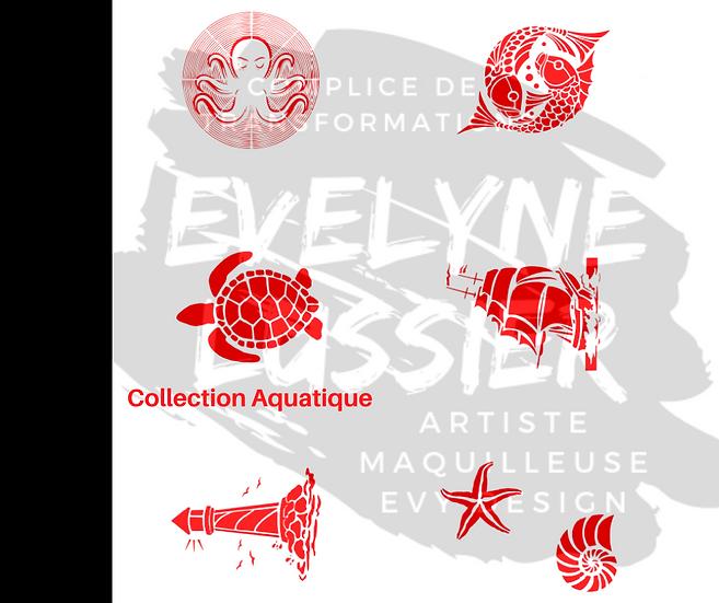 Collection Aquatique