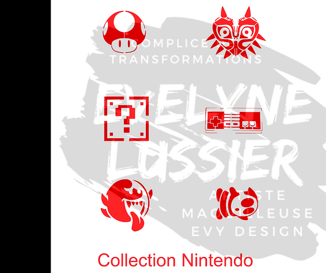 Collection Nintendo
