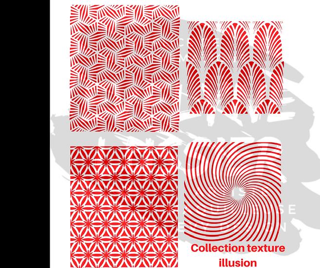 Collection Texture Illusion