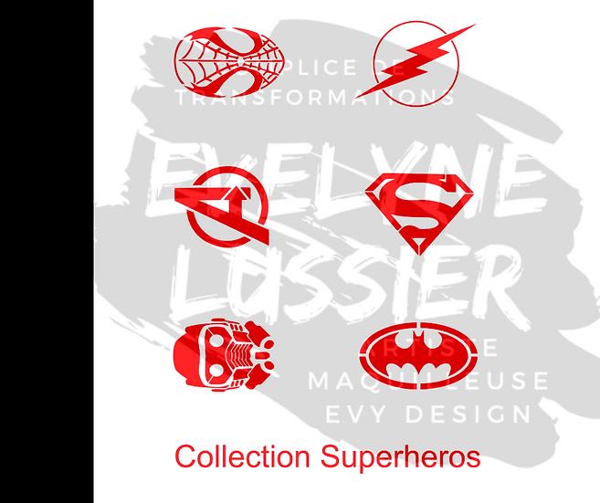 Collection Superhéros