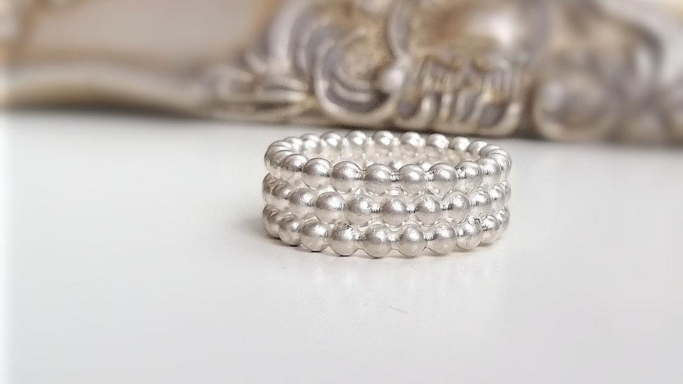 "Ring ""Carlos"" Silber 925/-"