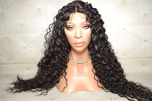 """KELLY- 30"""" Lace Front Wig"""