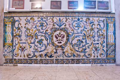 azulejo ex votos igreja penha de frança