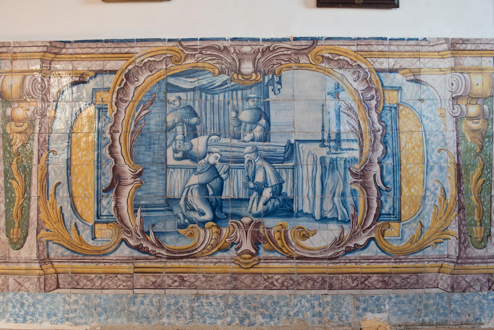 azulejo igreja penha de frança