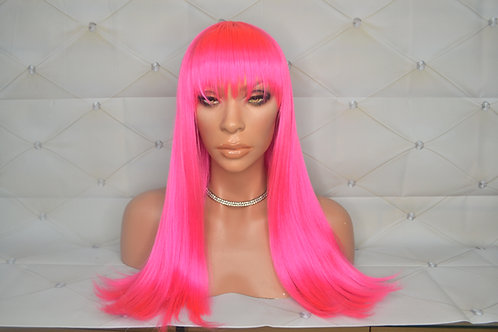 Bubbles Full Cap Synthetic Wig