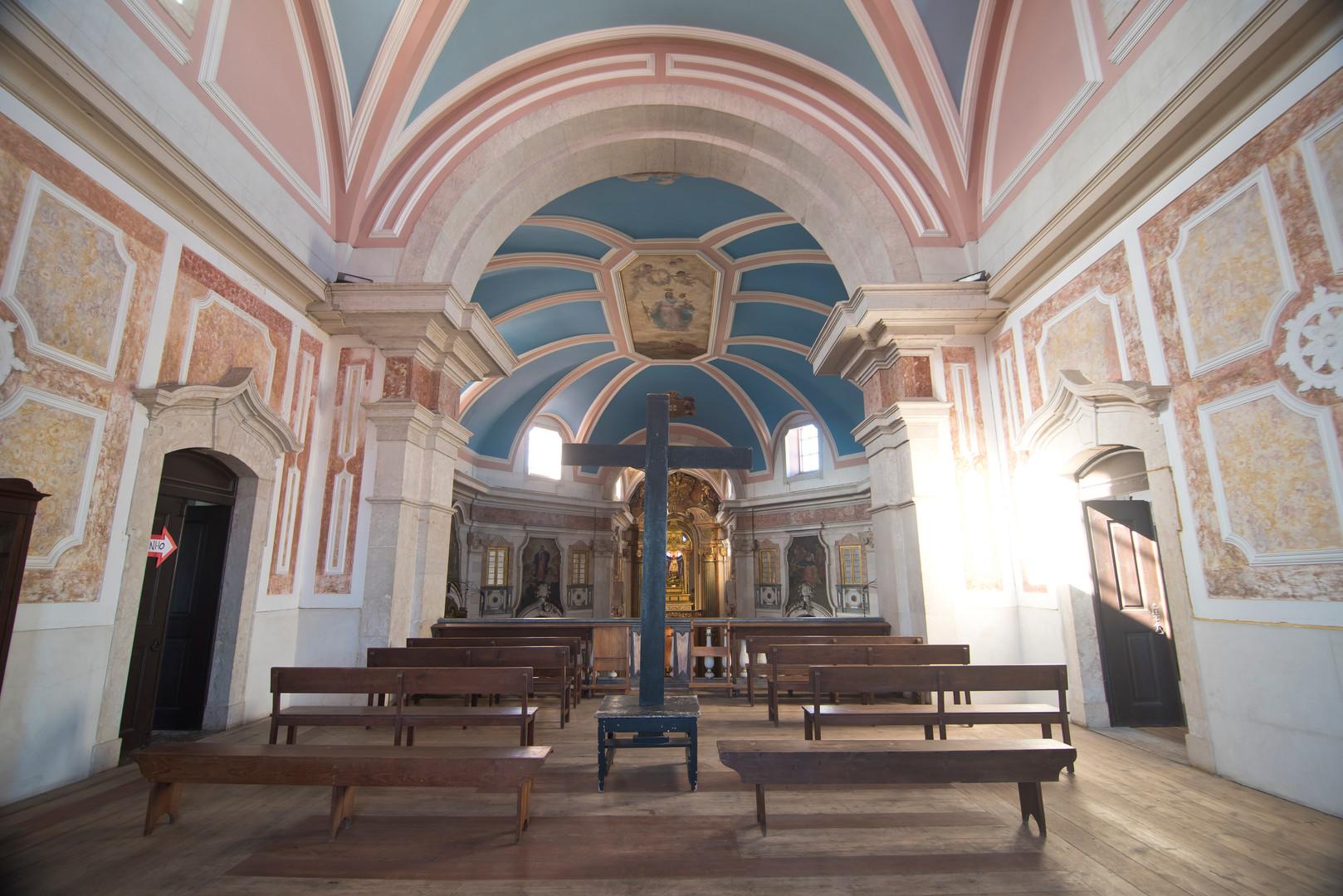 coro alto igreja penha de frança