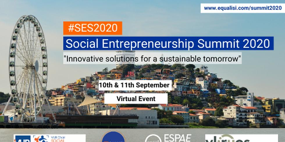 Social Entrepreneurship Summit SES2020