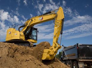Escavatore molto figo