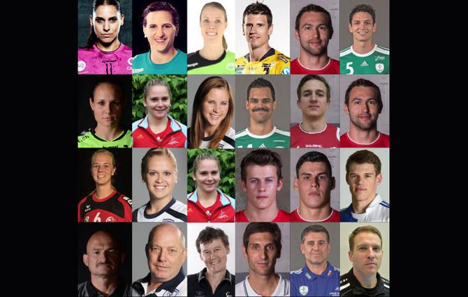 4. Swiss Handball Awards Night –  Die Nominierten