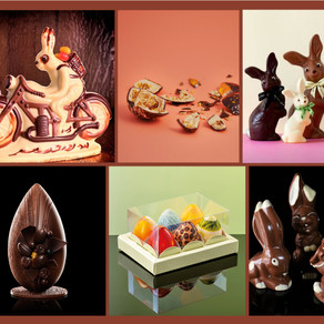 Schokoladiges Osterfest