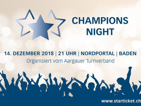 Erste Champions Night