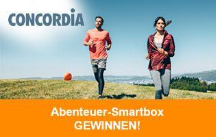 Mitmachen und Abenteuer-Smartbox gewinnen