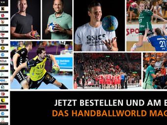 handballworld 04/2017 ist erschienen!